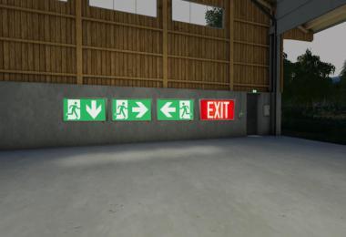 Exit Sign (Prefab) v1.0.0.0