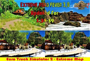 Extreme Road Fever: ERF Map v3.0 1.39.x