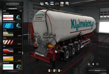 Feldbinder KIP trailer pack v1.4 (25.01.21) 1.39.x