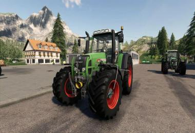 Fendt 700/800 TMS with TirePressure and Com 2 v4.2.0