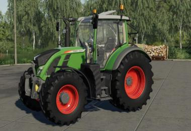 Fendt 716-724 Vario SCR FULL VERSION v1.0.0.0