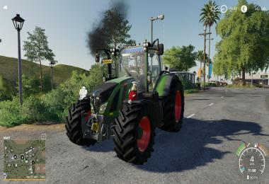 Fendt 724 with smoke v1.0.0.0