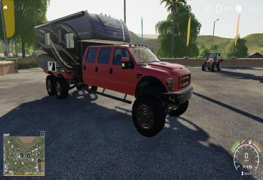 Ford F550 6x6 Camping v1.0.0.0