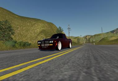 FS19 Datsun sunny hakotora v1.0