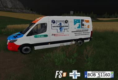 Mercedes Emergency Animals By BOB51160 v3.0.0.0