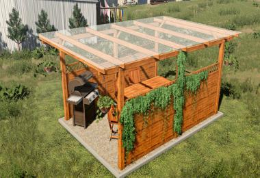 Garden Pavilion v1.0.0.0