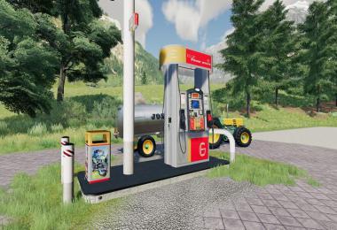 Gas Station Mod v1.0.0.0