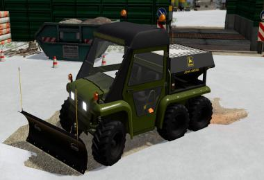 Gator Snow Pack v1.0.0.0