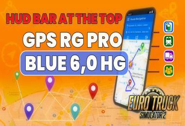 GPS RG PRO BLUE HG v6.0