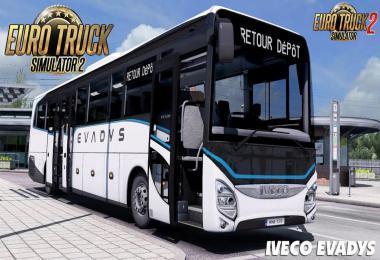 Iveco Evadys Line 13m + Interior v1.0.4 1.39.x