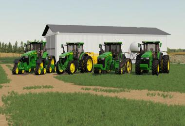 John Deere 7R,8R,8RT,8RX 2020 US Version v1.0.0.3