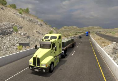 Kenworth T600 edit beta version 1.39