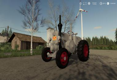 Lanz Bulldog Grey v1.0.0.0