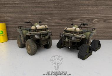 Lizard Quad Bike v1.2.0.0