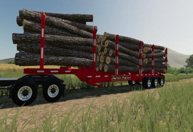 Lizard Tri Axle Log Trailer v1.0.0.0
