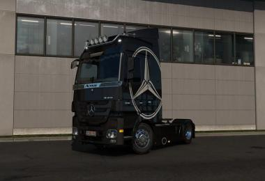 Low deck chassis addons for Schumi's trucks v4.8.1 1.39