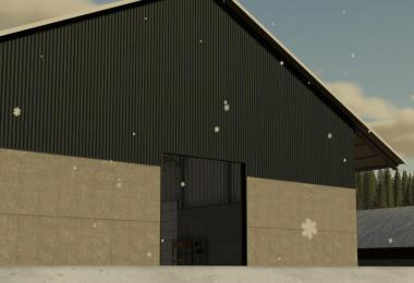 Machinery Shed v1.1.1.0