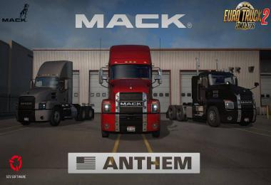 Mack Anthem + Interior v2.2 by gabenz88 1.39.x