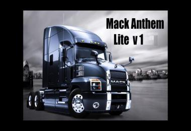 Mack Anthem Lite v1.0 by kountrydog 1.39.x