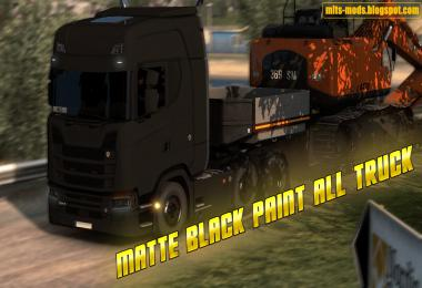 Matte Color Skin For ALL Trucks v0.1