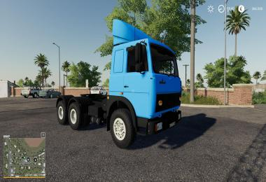 MAZ 6422 Early v1.0.0.0
