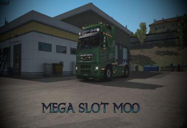 MEGA SLOT MOD for Volvo Classic v1.0