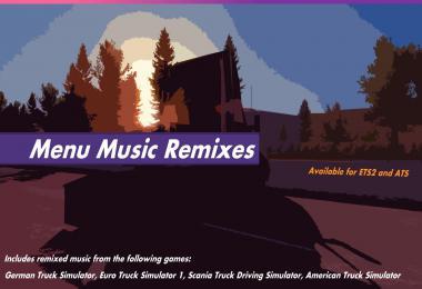 Menu Music Remixes v1.3