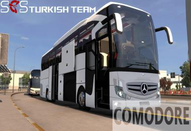 Mercedes-Benz New Travego 15-16 SHD V4 1.39.x