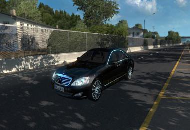 Mercedes-Benz S350 ETS2 v5 1.39