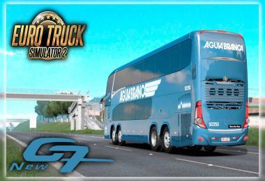 New G7 1800 DD Volvo 8x2 / 6x2 ETS2 1.39