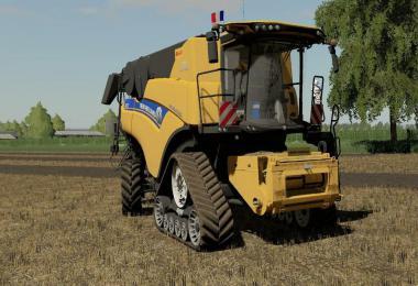 New Holland CR10.90 Revelation v1.0