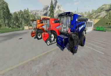 New Holland CR1090 Maxi v1.0.0.0