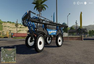 New Holland SP.400F Section Control v1.0.0.0