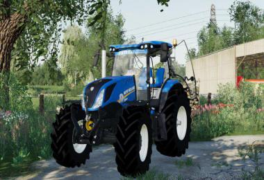 NEW HOLLAND T6 2018 v1.0.0.0