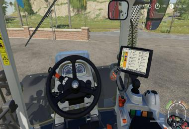 New Holland T7 Extended Hud v1.2.0