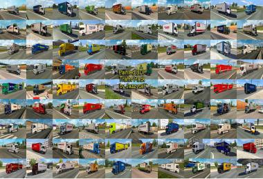 Painted BDF Traffic Pack by Jazzycat v9.0