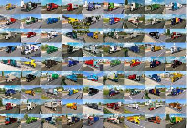 Painted Truck Traffic Pack by Jazzycat v12.1
