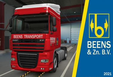 Paintjobs BEENS & Zn. B.V. STADSKANAAL for DAF 105 XF v1.0