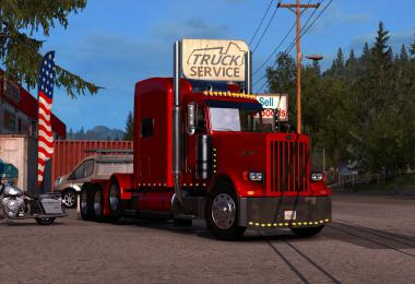 Peterbilt 389 Modified ETS2 v2.3 1.39