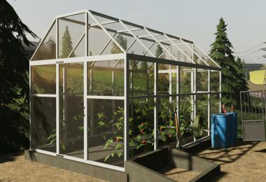 Polish Greenhouse With Tomatoes v1.0.0.0
