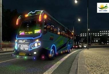 Private Bus Mod ETS2 1.39