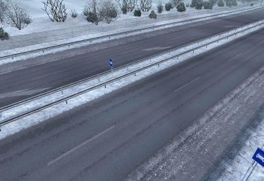 Project NG Frosty winter addon 1.39