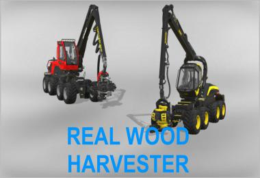 Real Wood Harvester v1.0.0.0