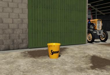 Sano Bucket v1.0.0.0