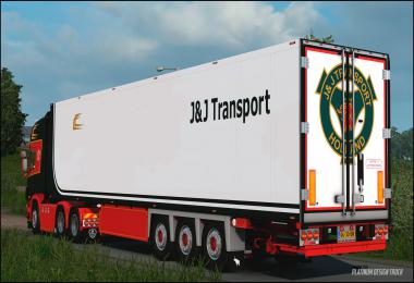 Scania 164 L 480 J&J Transport official Update 1.39