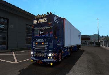 Scania DE Vries official 1.39