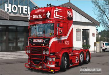 Scania R 500 Penoza 1.39
