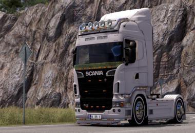 Scania R440 Turkish Edit 1.39.x