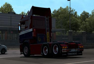 Scania RJL R&4 Lowered chassis 1.39