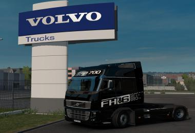 Skinpack for Volvo FH 3rd Generation by johnny244 1.39.x